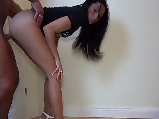 skinny amateur anal fuck
