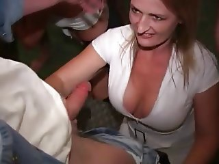 British Whore Mother Loves Cum Facials(Crystal 1)