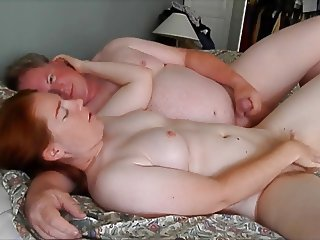 Amateur Daddy Daughter Homemade Masturbating Old and Young Redhead Teen