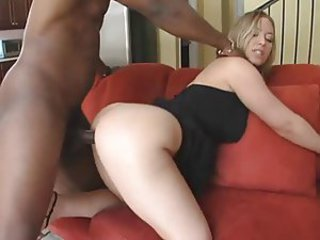 Ass Babe Doggystyle Hardcore Interracial Pornostjerne