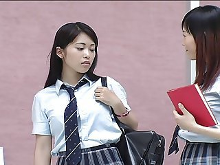 Japanese Lesbians (All Girls School with a Dormitory 1)