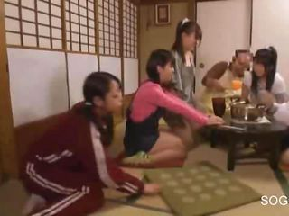 Asian Daughter Family Japanese Teen