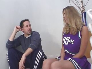Cheerleader Teen Uniform
