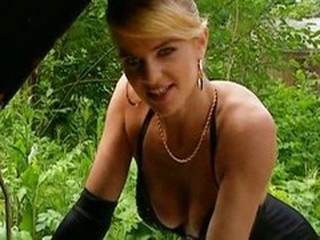 Lisa Crawford - French Milf fucked by Worker
