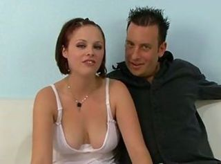Cuckold Cute Interracial Redhead SaggyTits Wife