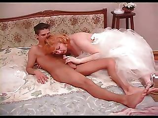 Blowjob Bride Mature Mom Old and Young