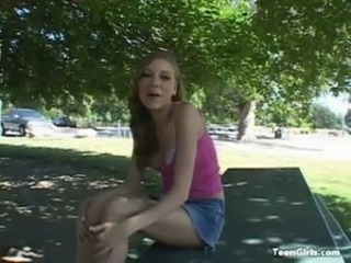 Outdoor Public Teen