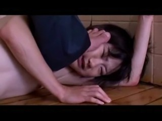 Skinny Japanese Teen Bound Used and Squirts - (Uncensored)
