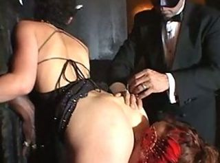 Bisexual fucking in the foursome