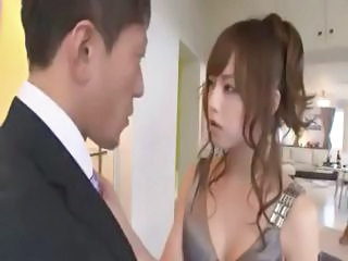 Censored Video Of A Young Skinny Japanese Babe Who Gets Her Hairy Cunt Sprayed With Cum