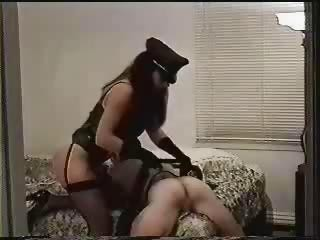 Kinky Geezer Slave Gets Punished In The Ass By Her Mistress
