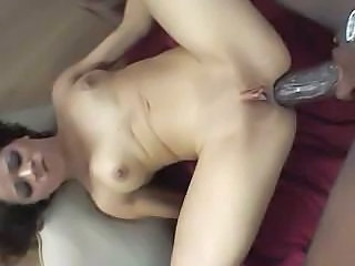 Tiny Ass Fits Huge Cock