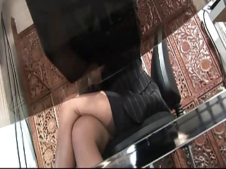 British Slut Renee Richards Gets Fucked In The Toilet