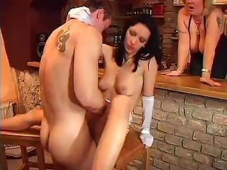 A Mind-blowing French Fuck Session In Front Of Hungry Stares Of The Public