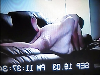 Amateur Leather Sofa Fuck