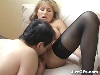 Big Titties And Shaved Pussy In Your Face