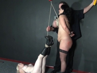 Two Learner Slavegirls Explicit...