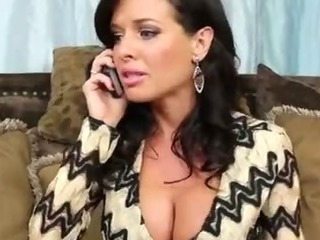 Veronica Avluv Invites Johnny Ov...