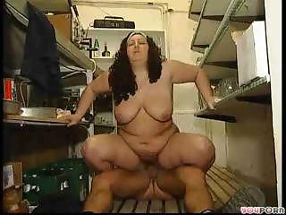 Bbw Fucks The Chef