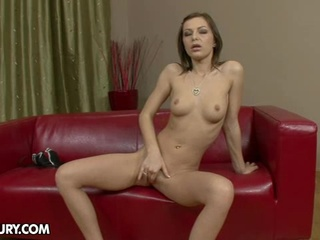 Porn Babe Is Disrobeping For A M...