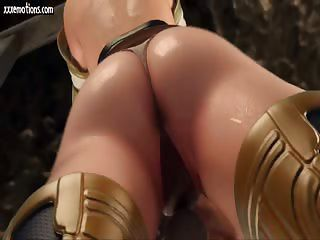 Chaned animated drilled with toy