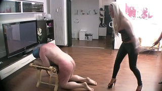 Extreme Pain From Two Mistress