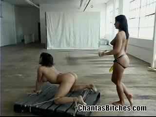 Ava Devine Gets Owned By Sandra Romain R...