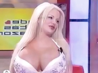 Sabrina Sabrok, Celebrity Biggest Breast...