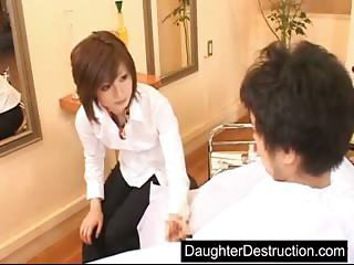 Brutal Japanese Teen Ass Abuse