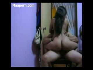 Amateur Homemade Indian Riding Wife