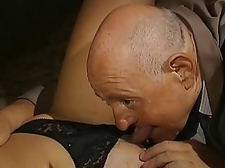 Daddy European Italian Licking Old and Young Vintage