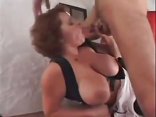 Big Tits Blowjob Maid Mature Natural